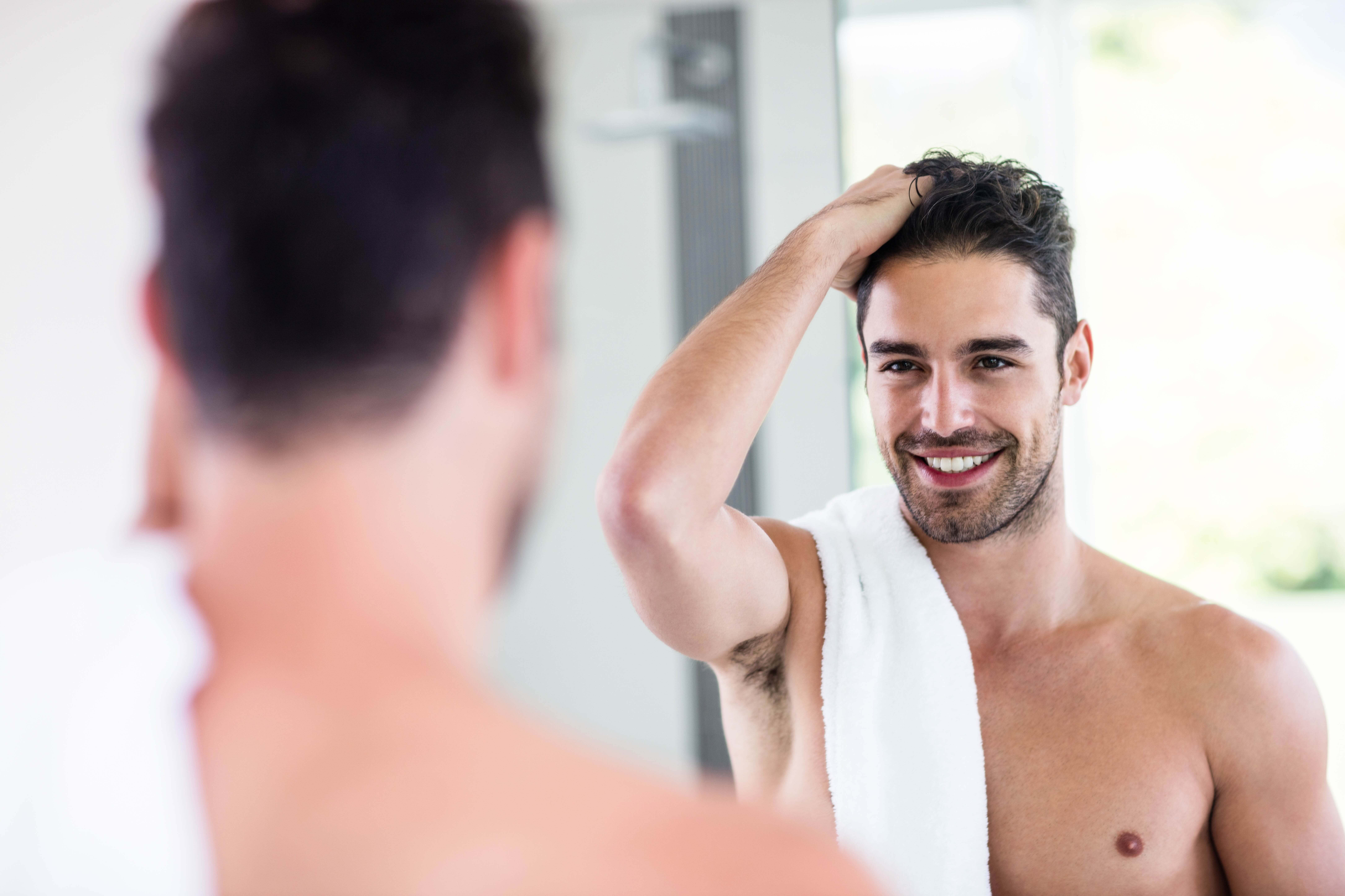 How to stimulate hair growth -info for clients